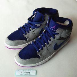 New No Box Nike Air Jordan 1 Mid Mens Basketball Shoes 554724-008 US10 UK9 EU44