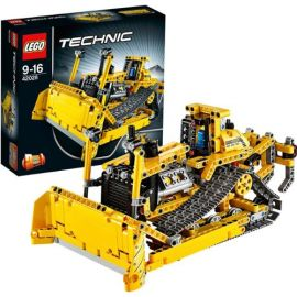 Lego 42028 technology series bulldozer