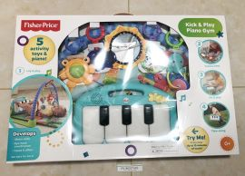 Fisher-Price Kick & Play Piano Gym BMH49