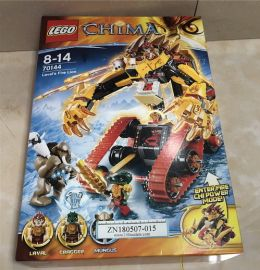 LEGO Legends of Chima 70144 Laval's Fire Lion
