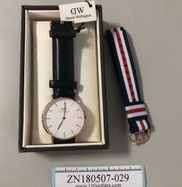 Daniel Wellington  Classic Sheffield White Dial Ladies Watch