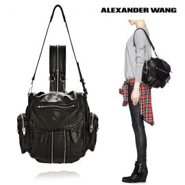 Alexander Wang 204133 Mini Marti convertible Backpack and shoulder Bag