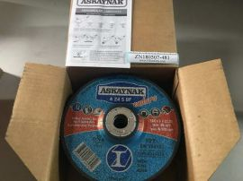 10pcs ASKAYNAK A24S-BF Grinding Wheel 180x6x22.2MM