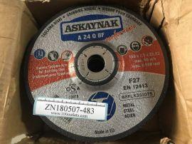 10pcs ASKAYNAK A24Q-BF Grinding Wheel 180x7.5x22.2MM