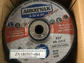 10pcs ASKAYNAK A24Q-BF Grinding Wheel 180x6x22.2MM