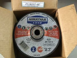 10pcs ASKAYNAK A24R-BF Grinding Wheel 180x7.5x22.2MM