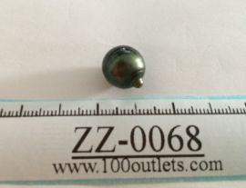 Tahiti Cultured Black Pearl Grade B size 11.07mm Ref. CERDEE
